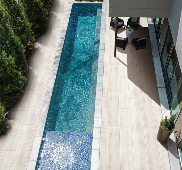 2cm thick wood look waterproof outdoor decking tile cheap swimming pool floors and walls buy decking tiles wood look ceramic tile waterproof outdoor