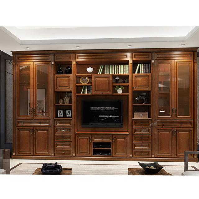 chine offre speciale meuble tv en bois massif nouveau modele meuble tv avec vitrine buy new model tv cabinet with showcase new model tv cabinet with