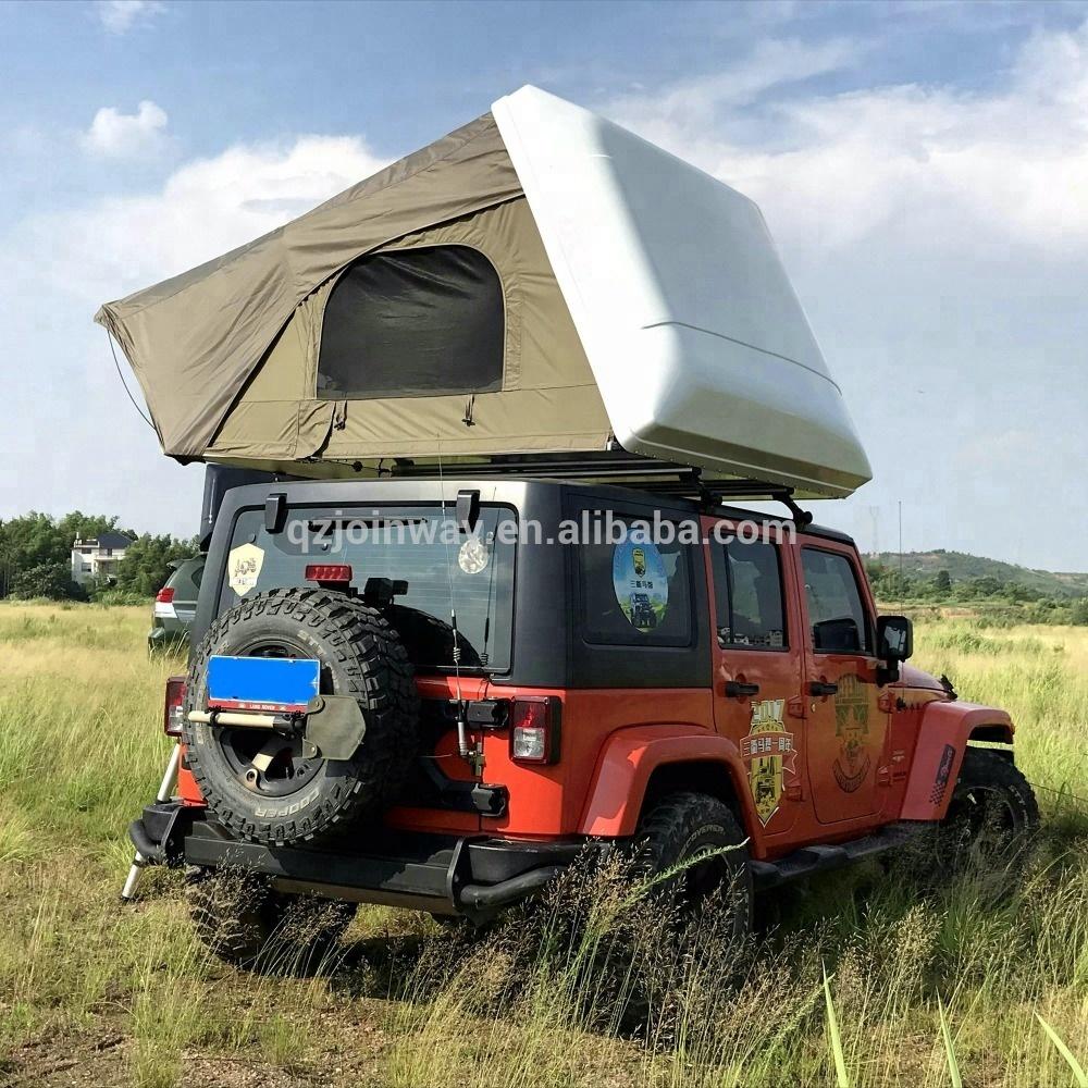jwl 002 nouvelle conception de coquille dure de haute qualite 4x4 tente de toit pour voitures buy tente de toit 4x4 tente de toit pour voitures