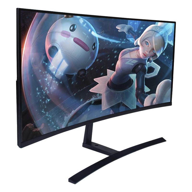 ecran lcd incurve de 35 pouces pour ordinateur moniteur de television hd resolution 2k 1 piece buy moniteur large moniteur d ordinateur