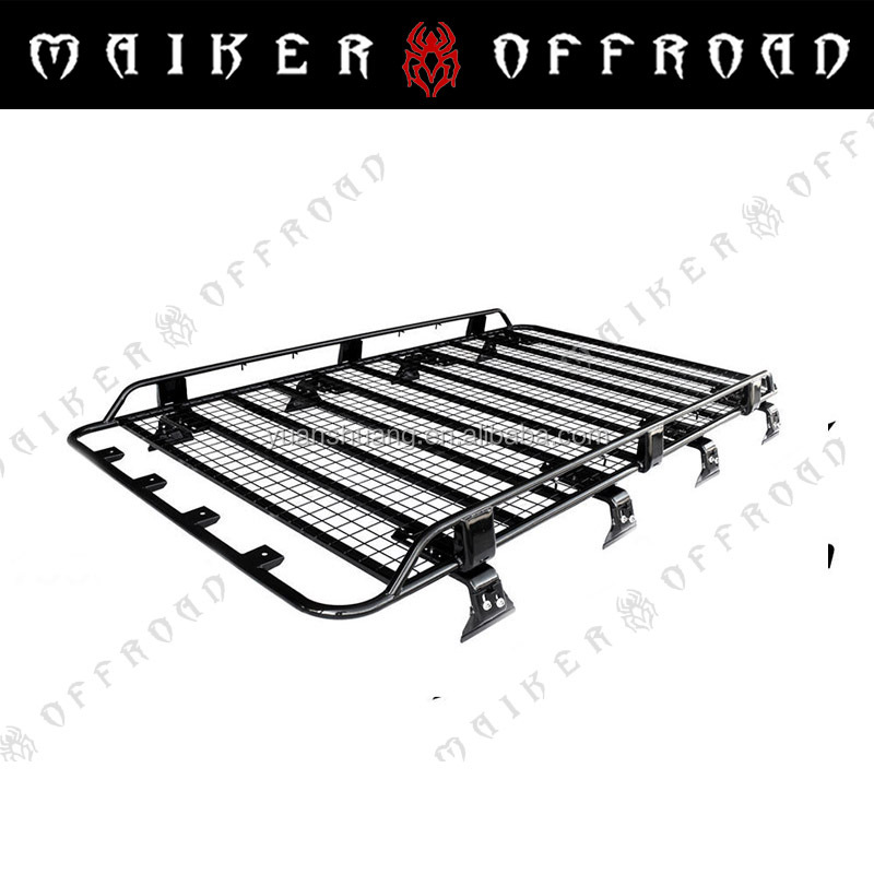 hot sell diy car removable 4x4 off road heavy duty universal suv car top roof rack basket buy roof rack basket car removable roof rack roof racks
