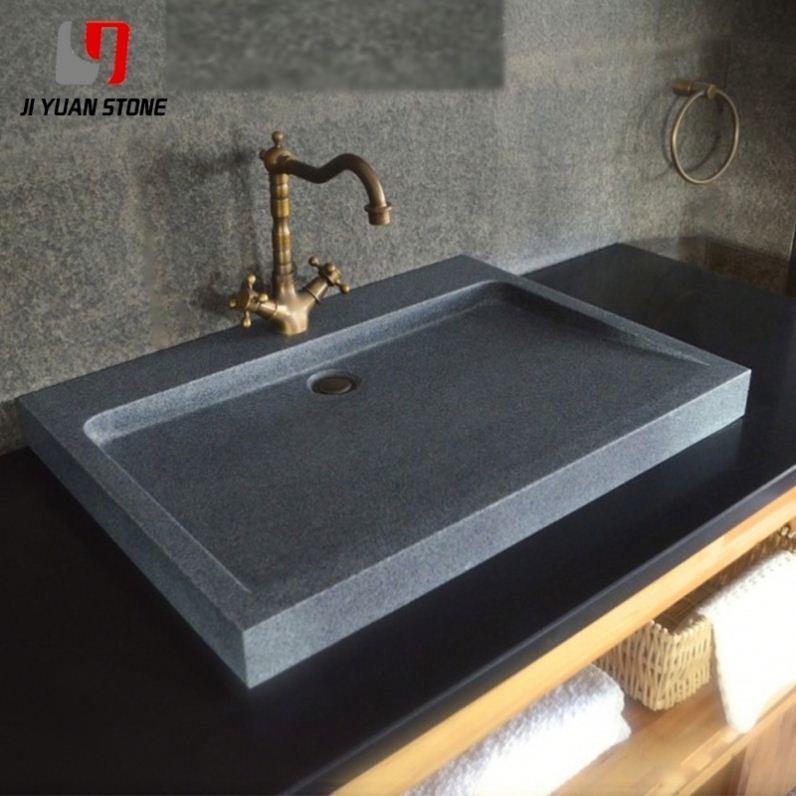 50 off gray granite sink natural stone trough bathroom buy gray granite sink natural granite stone sink granite trough bathroom sink product on