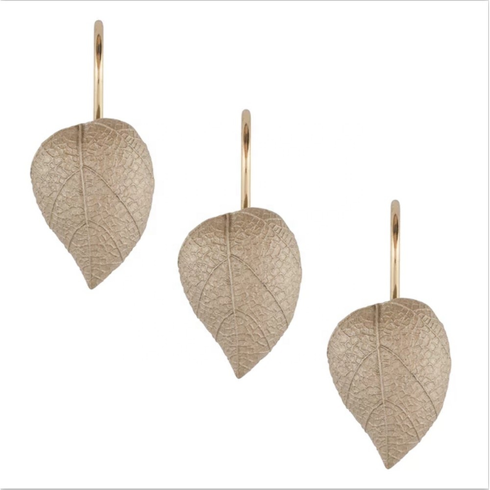 unique products luxury hotel bathroom beautiful leaves shower curtain hooks buy leaves shower curtain hooks beautiful shower curtain hooks bathroom