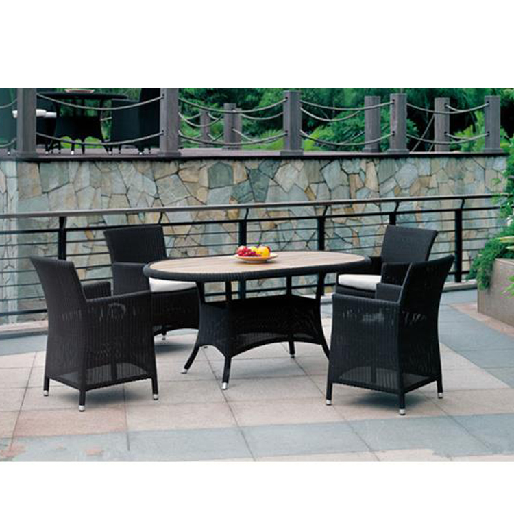 new design bali stackable pvc rattan outdoor wicker patio furniture dining table set buy bali rattan outdoor furniture stackable rattan outdoor