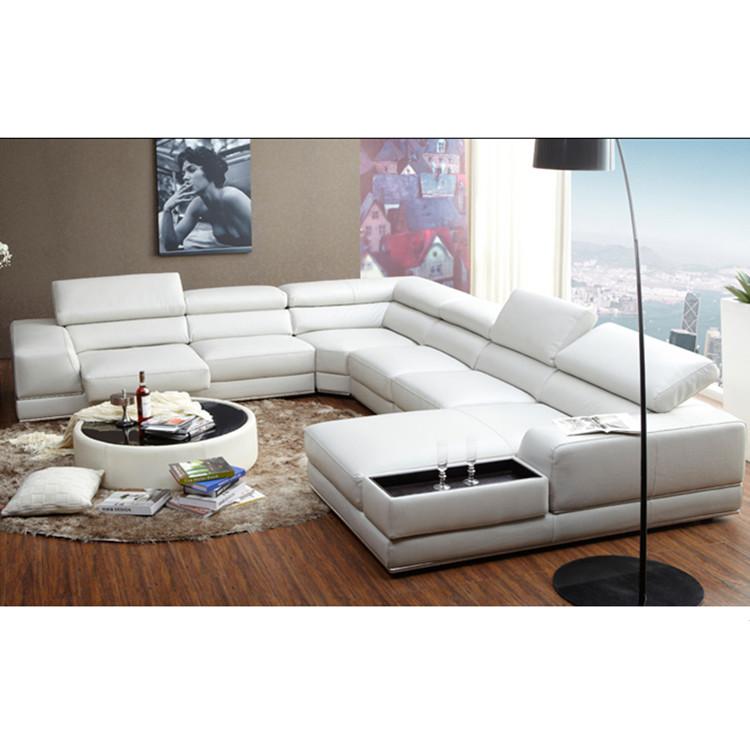 new italian style modern u shaped white leather extra large sectional sofa design buy extra large sectional sofa sofa sectional leather white modern