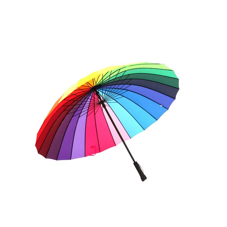 chinois pas cher hotsale couleur arc en ciel parapluie parapluie buy parapluie arc en ciel parapluie parapluie de couleur product on alibaba com
