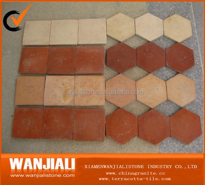 hexagon terracotta tiles octagon terracotta tiles buy red terracotta tile decorative terracotta tiles antique terracotta tiles product on