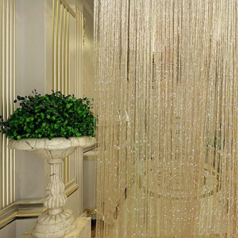 rideau pour porte d entree europeenne guirlande panneau frange mur de fenetre separateur de piece buy rideau de ficelle product on alibaba com