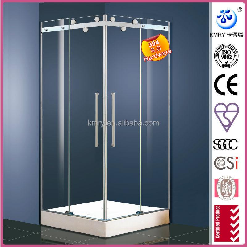 Sans Cadre Carre Coulissant Economique Ikea Portes De Douche Cabine De Douche De Bain Kt5347 Buy Bain Douche Cabine Product On Alibaba Com