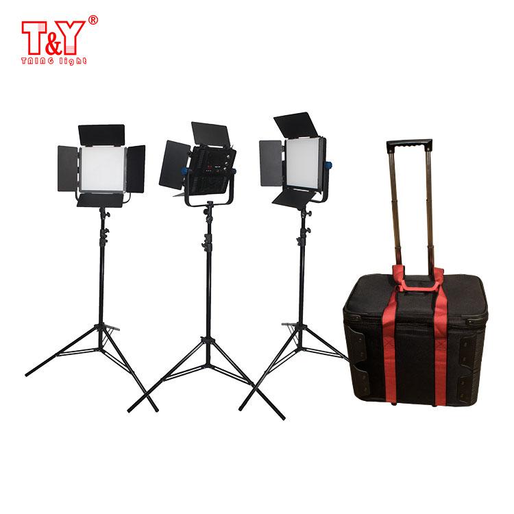 video production photo studio equipment led video lighting kit buy photo studio lighting kit video production studio equipment led video light kit product on alibaba com