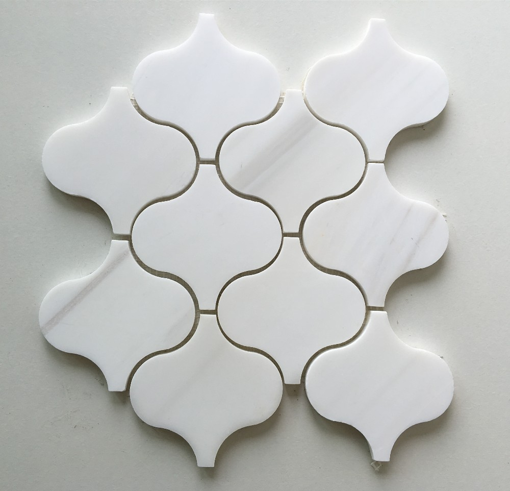 lantern white dolomite big backsplash mosaic tile buy white mosaic tile white dolomite mosaic tile lantern white dolomite backsplash mosaic tile