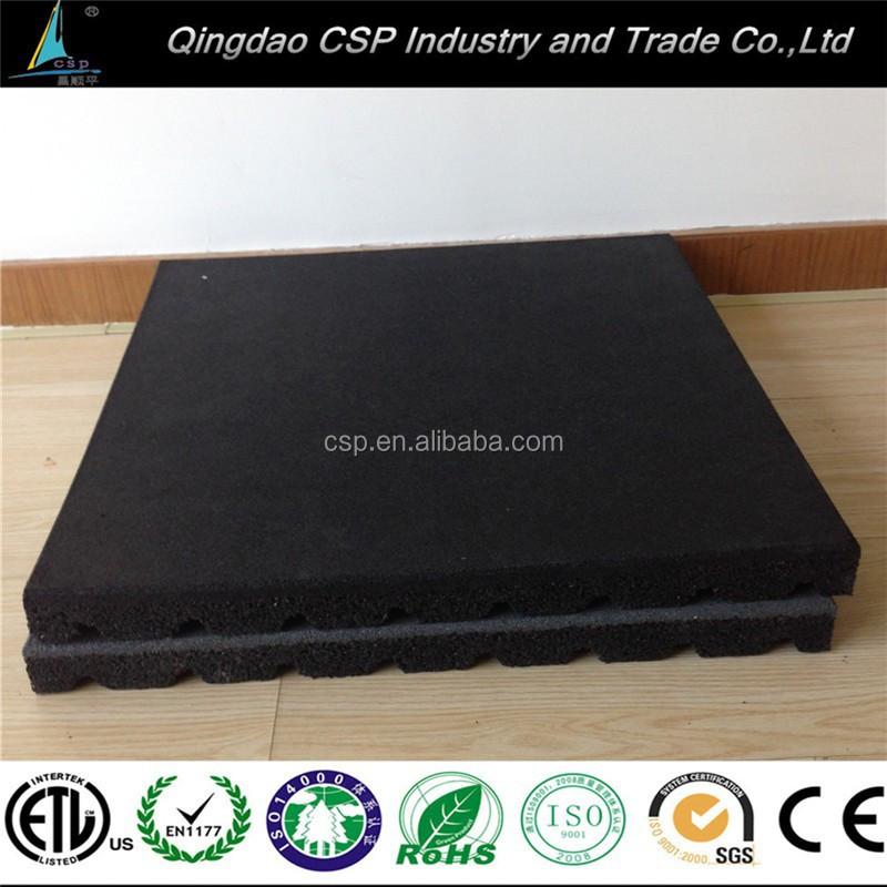 tapis de gymnastique en caoutchouc epais sol en caoutchouc pour le fitness epaisseur de 40 et 50mm buy plancher en caoutchouc de forme