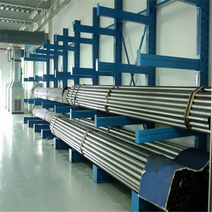 warehouse steel pipe tube storage cantilever rack buy steel pipe storage rack steel tube storage rack cantilever rack product on alibaba com