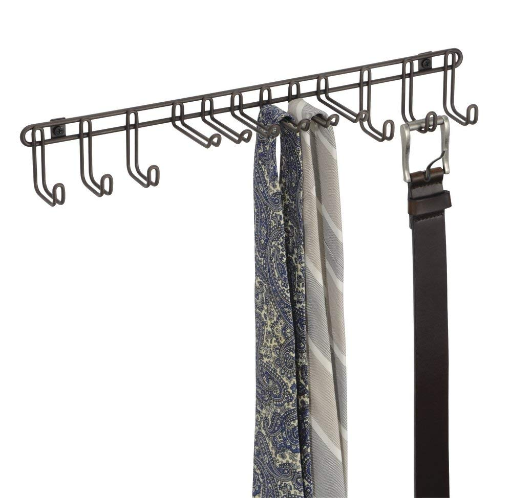 wall mount closet organizer tie and belt rack stand buy belt rack tie and belt rack belt rack stand product on alibaba com