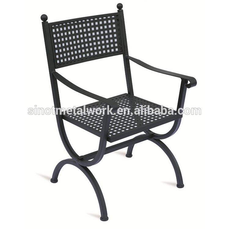 wrought iron patio furniture sale iron tube chairs vintage metal garden armchair buy outdoor garden chair royal armchair french armchair product on