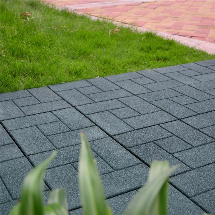 non slip outdoor rubber patio flooring tiles buy gummi fliesen terrasse aussengummibelage gummi terrasse fliesen product on alibaba com