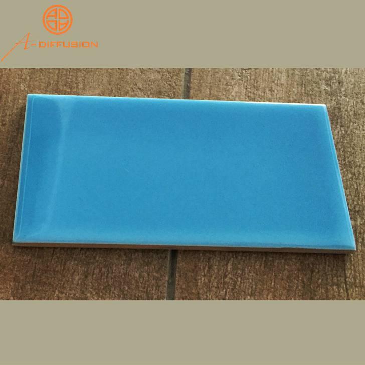 blue color 4x4 ceramic wall tile bathroom buy tile bathroom 4x4 ceramic wall tile 4x4 wall tile product on alibaba com
