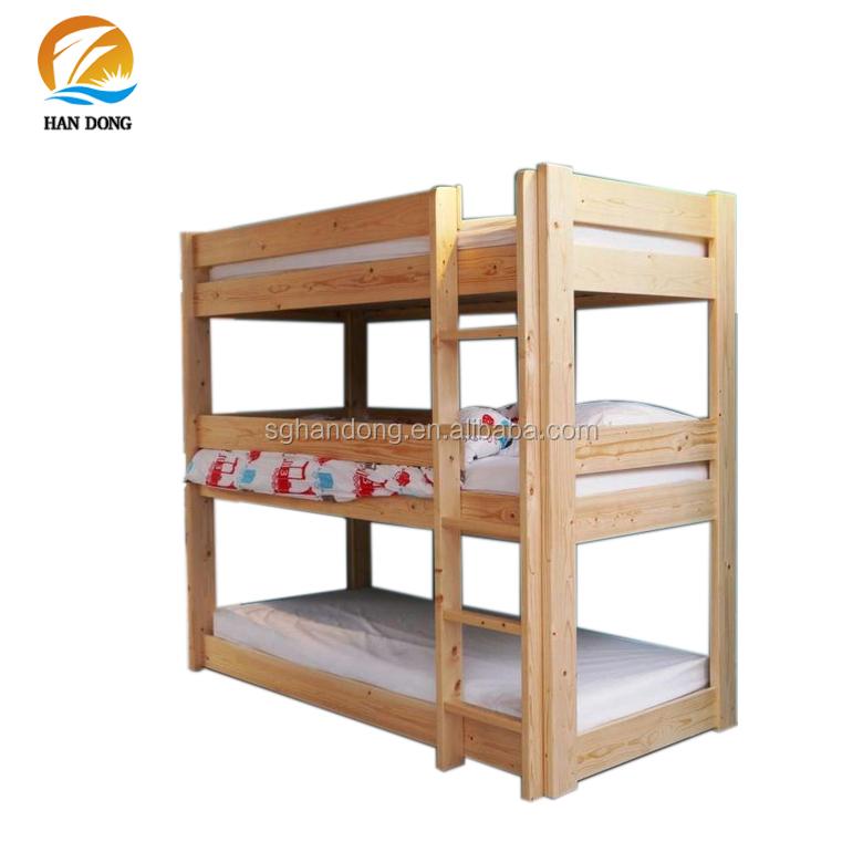lit superpose en bois a 3 niveaux economiseur d espace offre speciale buy lit superpose en bois a 3 niveaux lit superpose triple en bois lit