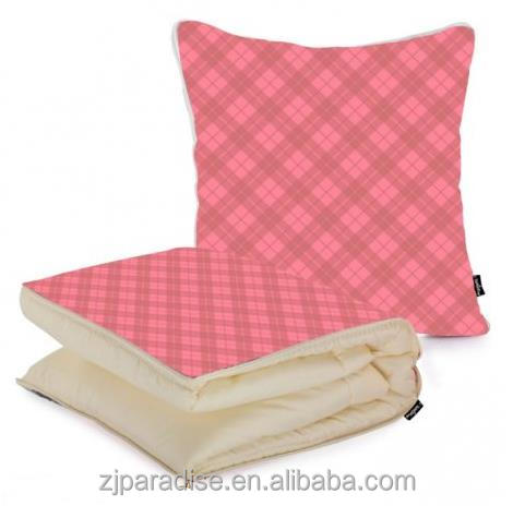 100 polyester travel blanket throw pillow 2 in 1 buy pillow blanket 2 in 1 blanket that folds into pillow blanket 100 polyester product on