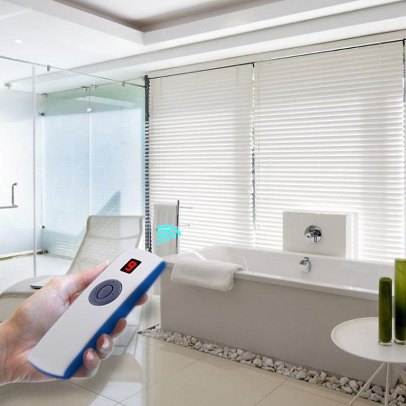 moteur pour rideau electrique occultant venitien compatible avec alexa ou google home buy rideau intelligent moteur de rideau electrique store