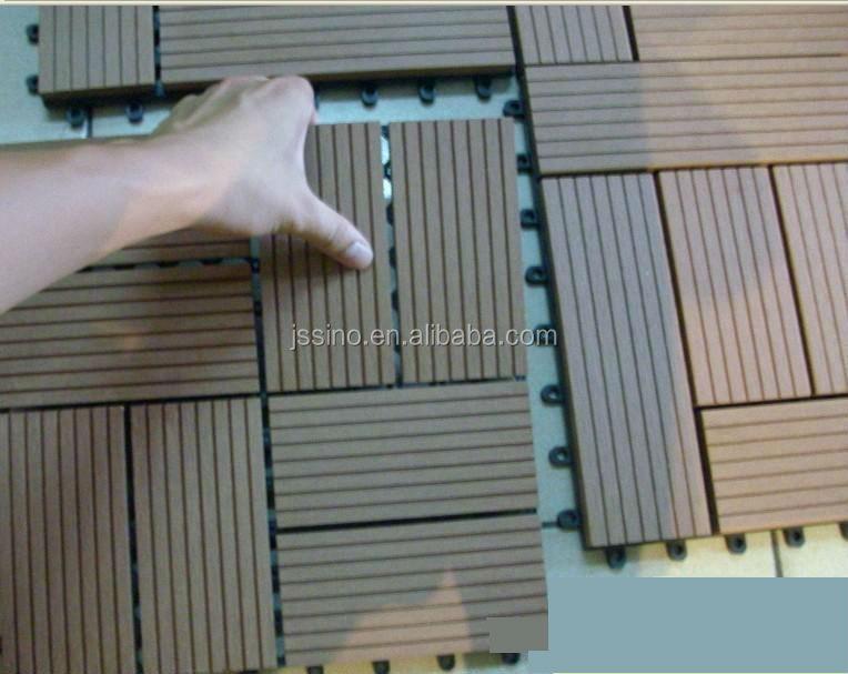 garden tile self installing wpc decking tiles patio flooring tiles outdoor interlocking plastic deck tiles buy wpc decking tiles patio flooring