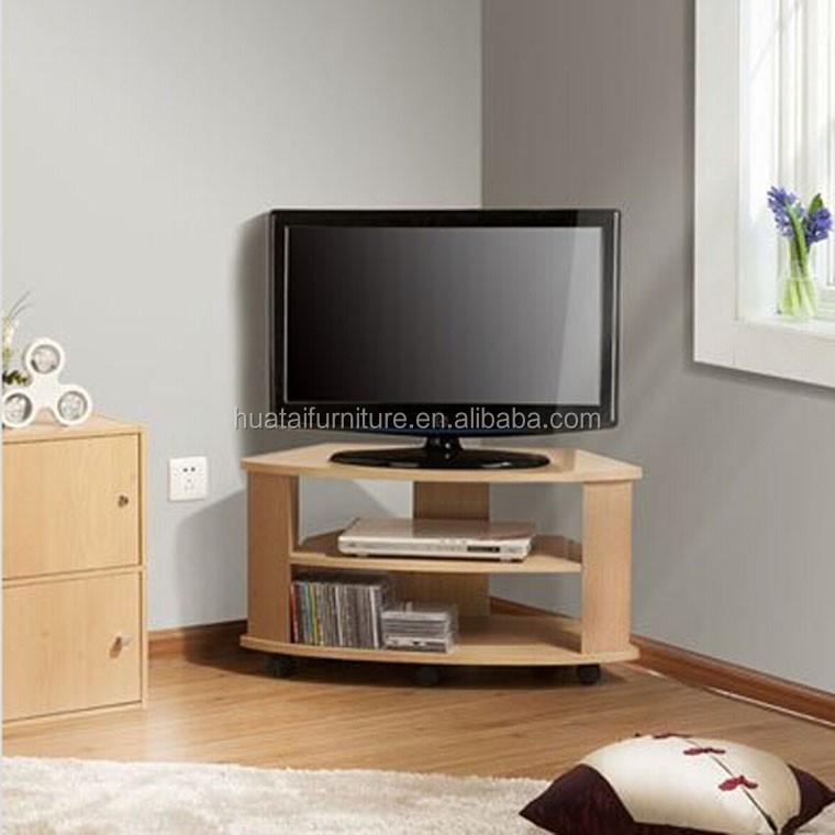 meubles d angle de salon en bois massif design television meuble avec roulettes buy meuble tv meuble tv d angle en bois amovible meubles de salon
