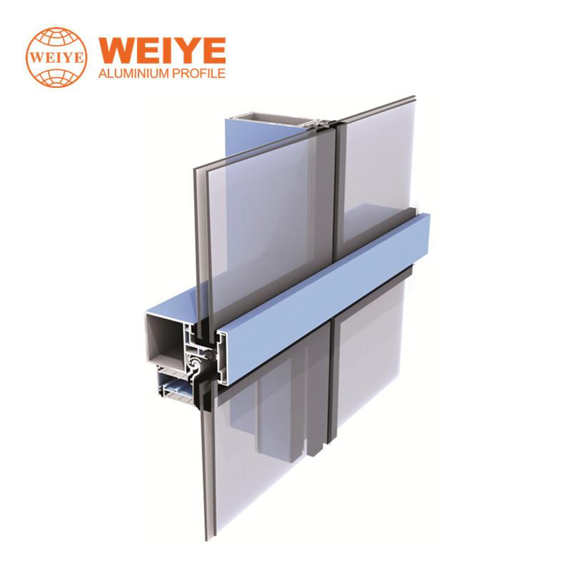 building materials facade panels aluminium untized curtain wall system aluminium facsde cladding buy building materials facade panels glass