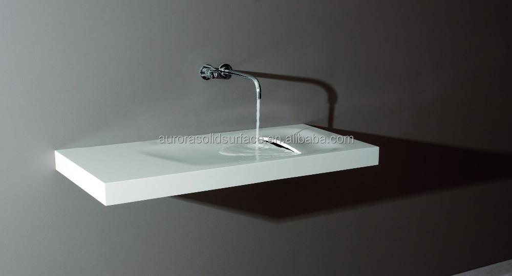 modern western acrylic bathroom shallow sink basin vessel sink above counter sink art wash basin buy shallow sink basin above counter sink 100