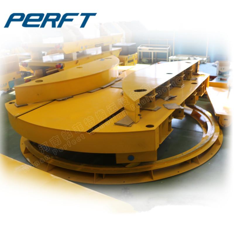 plateau tournant sur rail pour voiture industriel a charge lourde plate forme rotative garage pour le transport de cargaison d usine buy table
