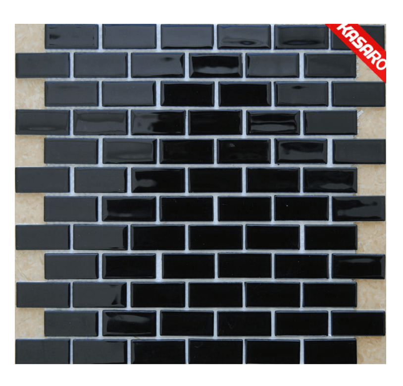 glass brick mosaic tile black glass mosaic tile brick mosaic wall tile buy glass brick mosaic tile black glass mosaic tile brick mosaic wall tile
