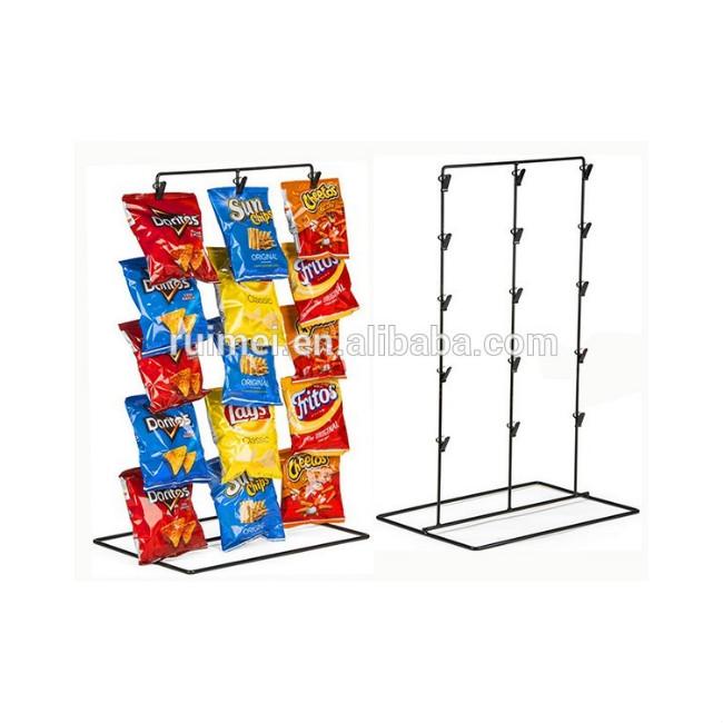 supermarkt metall snack display racks kartoffelchips stander buy kartoffelchips stander snack display racks kartoffelchips rack product on