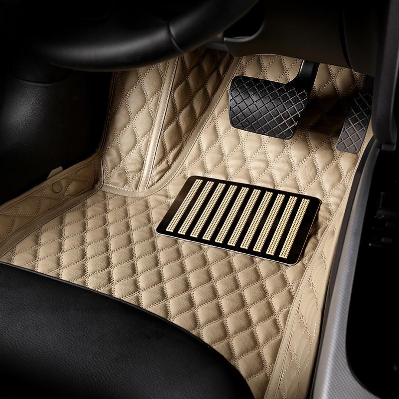 tapis de voiture personnalise en cuir interieur de voiture nouveau design 3d pour citroen c4 picasso 1 piece buy tapis de voiture tapis de sol de