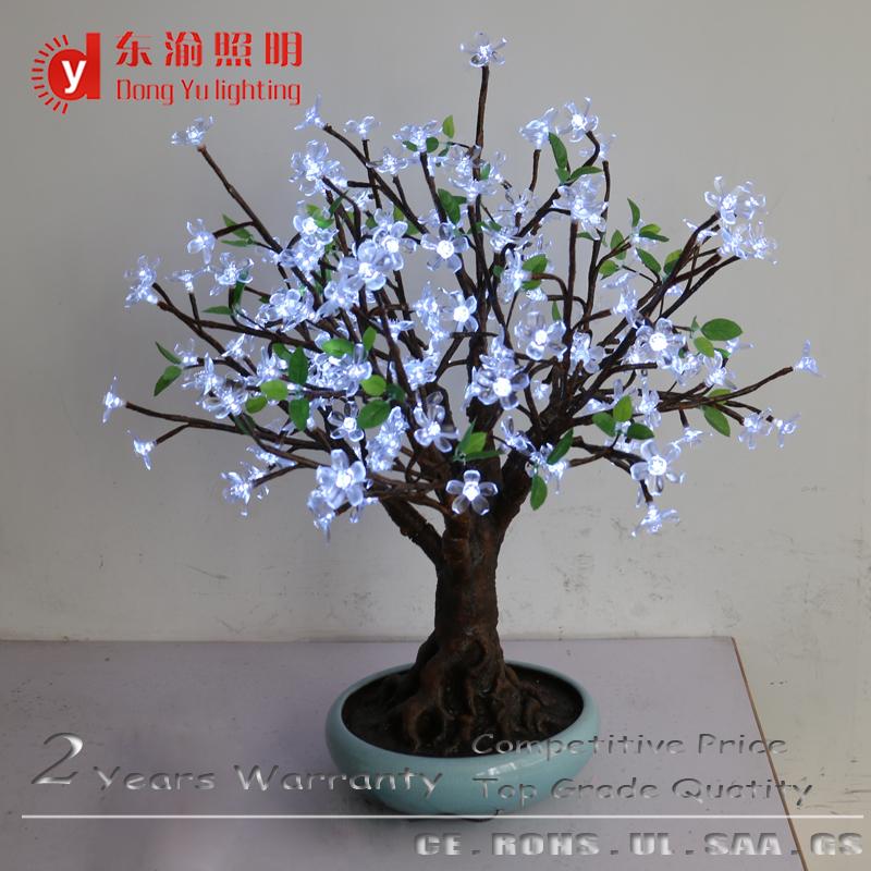 indoor outdoor artificial bonsai tree christmas decoration mini led bonsai tree lights buy outdoor led tree lights indoor decoration led tree