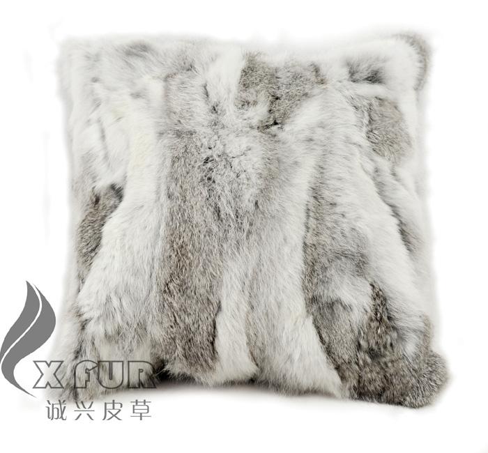 cx d 17 40x40cm europe fashion patchwork rabbit fur cushions home decor pillow buy cushions home decor pillow fur pillows rabbit fur pillows product on alibaba com