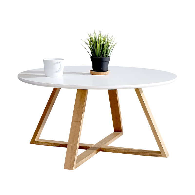 2016 modern white wooden coffee table side table three legs round wood end table mdf marble multifunction wood coffee tables buy 2016 modern white