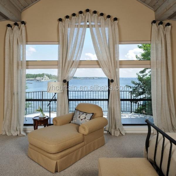 beautiful white sheer outdoor balcony curtains in cheap price buy cheap sheer curtains balcony curtains outdoor curtains product on alibaba com