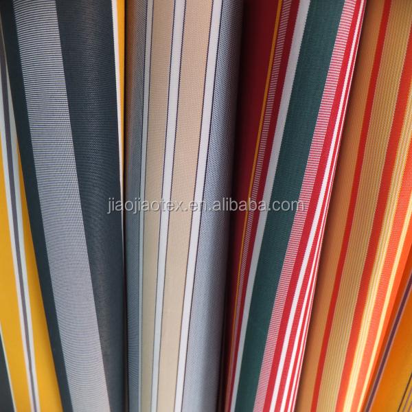 tissu impermeable pour auvent textile a rayures en tissu pour meubles d exterieur buy tissu impermeable de rayure de tissu d auvent de haute