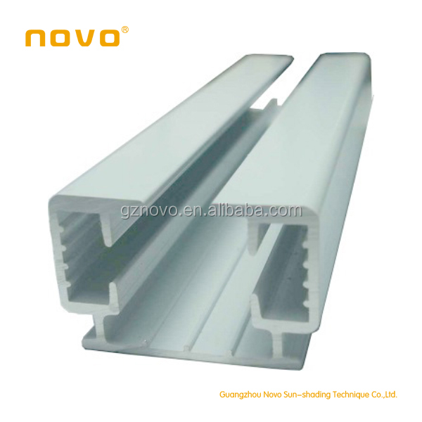 novo automatic shower curtain rod double track with remote control curtain motor for motorized curtain system buy shower curtain rod double