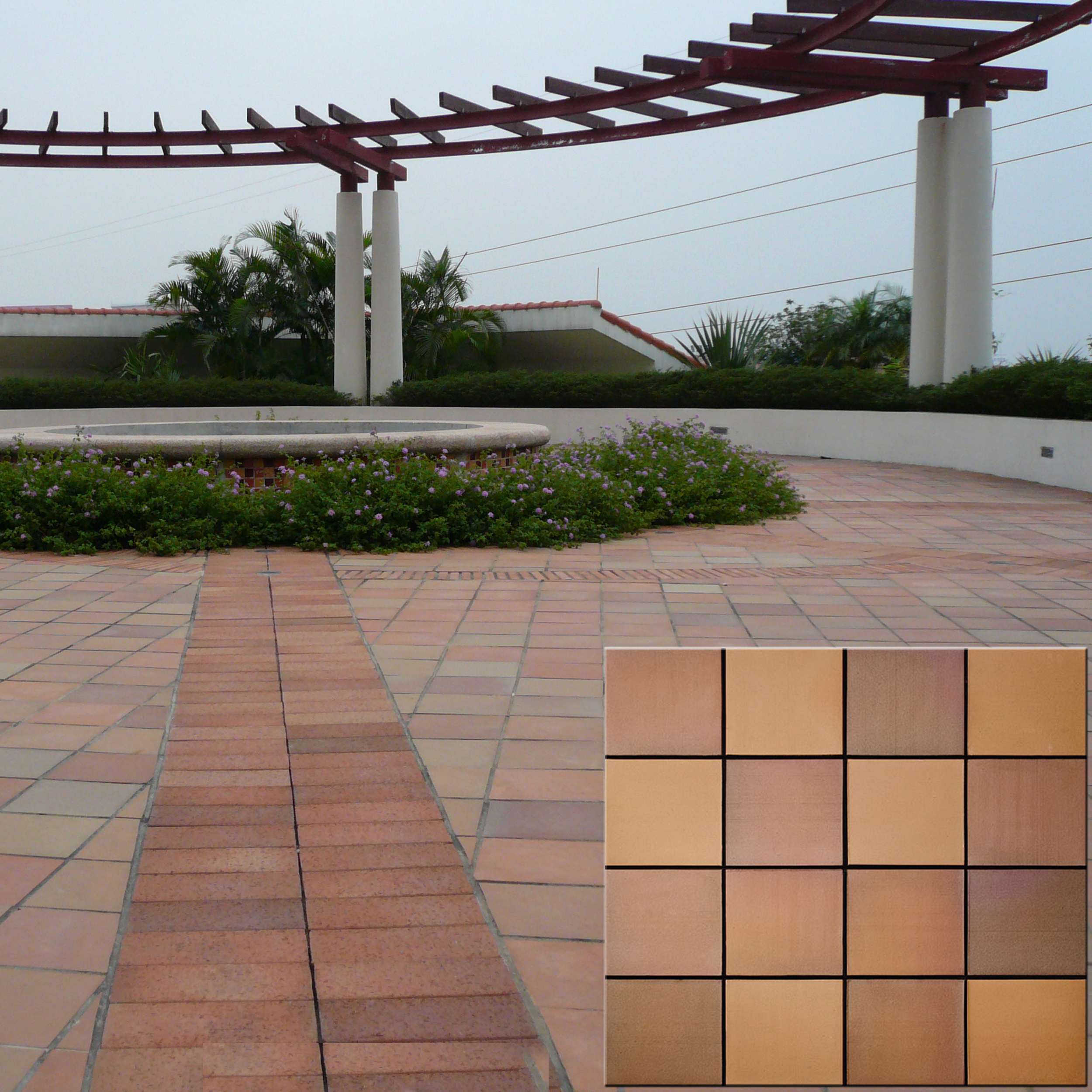 red quarry supplier decorative outdoor terracotta floor tiles 150x150 buy terracotta tiles floor tiles 150x150 outdoor floor tiles product on