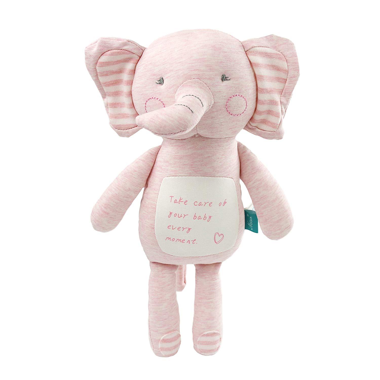 adorable baby elephant plush toy stuffed animal soft elephant pillow companion nursery toddler newborn kid gift buy elephant plush toy plush