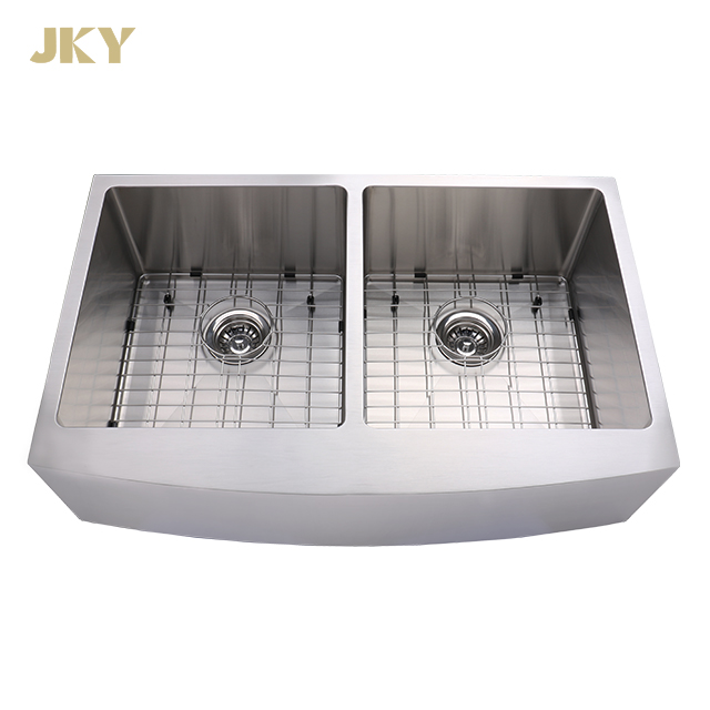 33 inch farm house kitchen sink usa stainless steel double bowl apron kitchen sink buy apron kitchen sink double bowl apron kitchen sink farm house