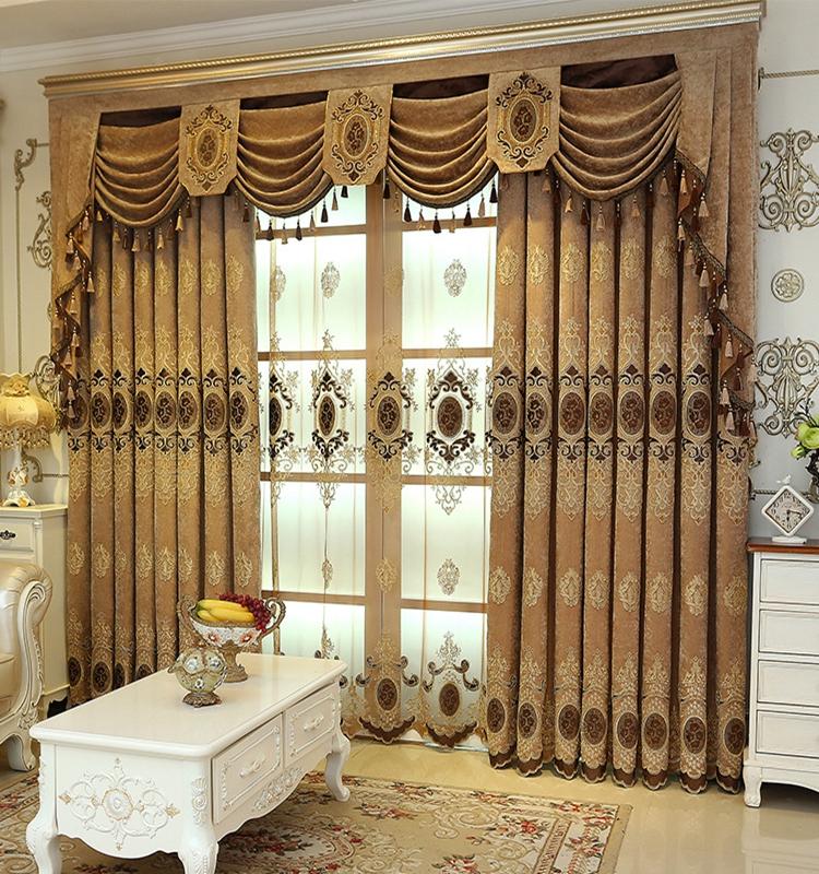 fabricants et modele de rideaux salon