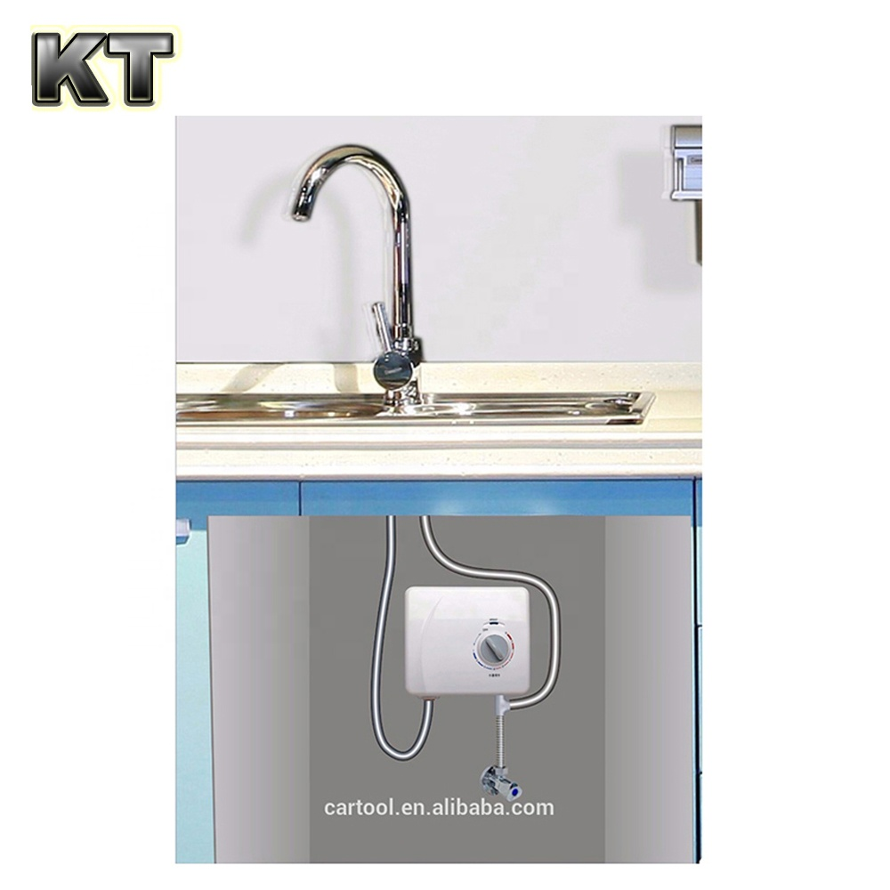 under the sink for bathroom kitchen instant electric tankless hot water heater system for tap faucet buy electric water heater instant electric