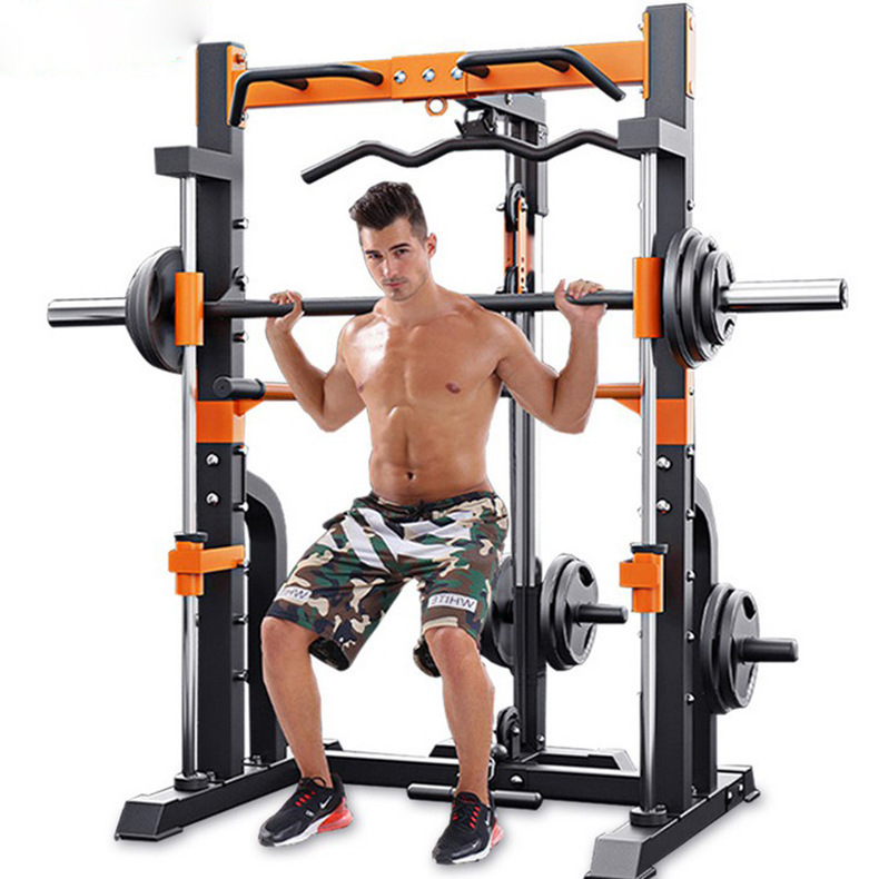 commercial smith sport fitness multifunctional with weights adjustable bar chest incline bench press rack buy bench press rack gym bench press