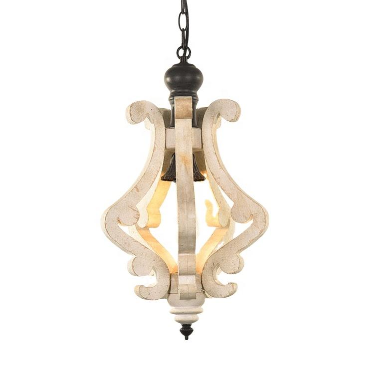 eea amazon lustre kronleuchter home lighting antique vintage farmhouse wooden chandelier buy wooden chandelier home lighting kronleuchter product on