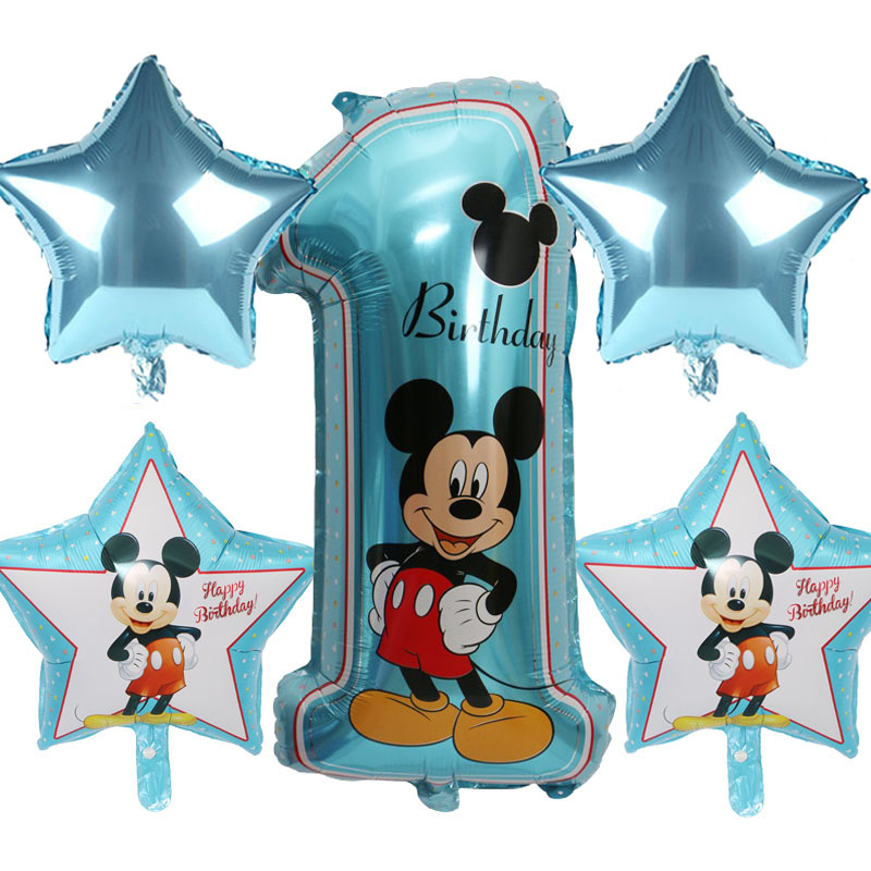 Mickey Minnie Number Ballon Baby Shower 1st Birthday Party Foil Balloons Cartoon Minnie Mouse Party Supplies Helium Globos Buy Baby Shower 1st Foil Balloons Kids Toys Mickey Minnie Mouse Balloons Product On Alibaba Com