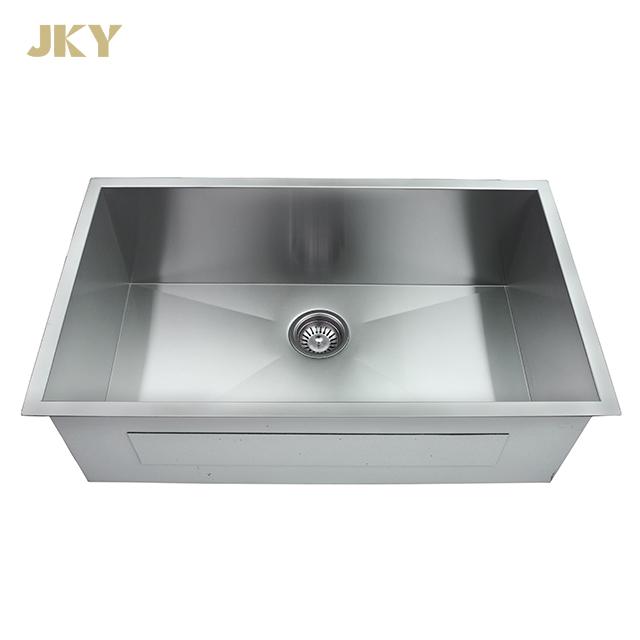 wholesale 3219 handmade stainless steel kitchen single under counter sink buy handmade kitchen sink stainless kitchen sink single stainless steel
