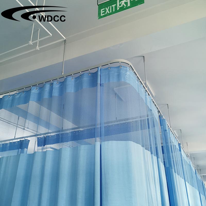 hanging suspension rod hospital curtain track medical curtain rail emergency room divider ceiling hospital bed curtain tracks buy hospital curtian