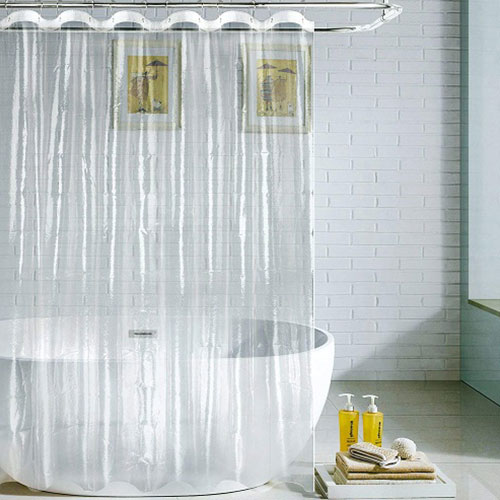 pvc clear shower curtain buy clear shower curtain pvc shower curtain shower curtain liner 72 x 72 product on alibaba com