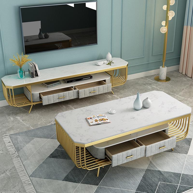 inghoo meuble tv suspendu en marbre design nordique moderne de luxe table basse meuble tv pour salon avec tiroirs buy salon meuble tv conceptions